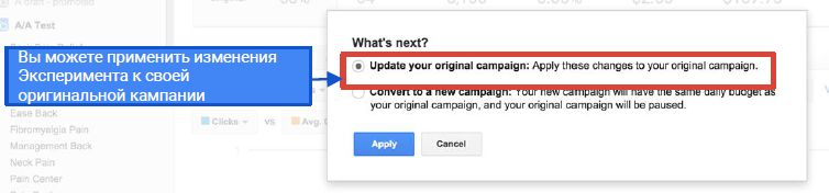 Как проводить эксперименты в Google AdWords
